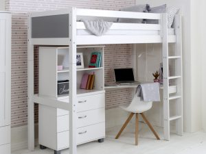 beds with built in storage